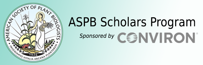 ASPB Conviron Scholars Program