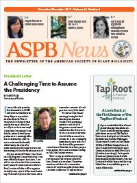 ASPB News Nov/Dec 2017