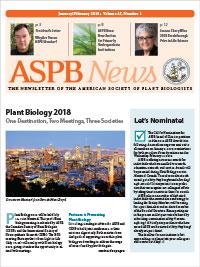 ASPB NEWS