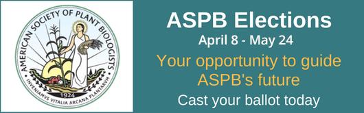 ASPB 2019 Election Ballot
