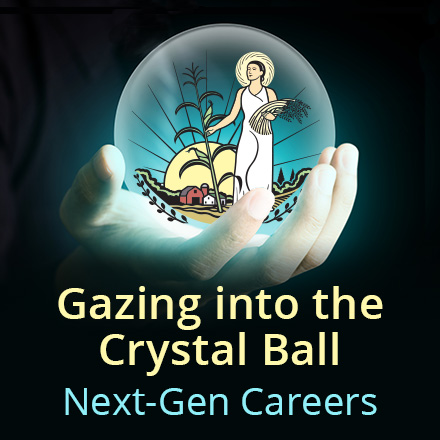 Gazing into the Crystal Ball: Next-Gen Careers