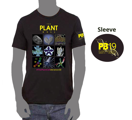 The Plant Cell 30th Anniversary T-shirt