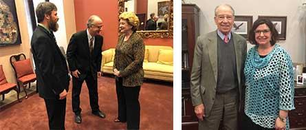 Congressional Visit