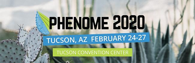 Phenome 2020 - Feb 24-27