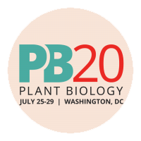 Plant Biology 2020 Annual Meeting