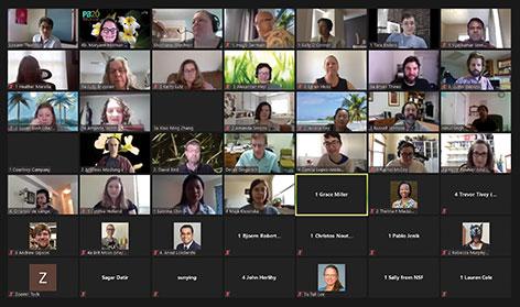 PUI Virtual Meeting